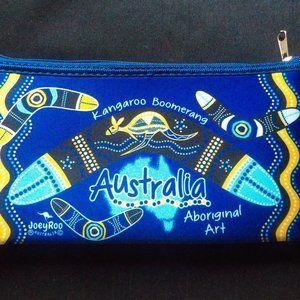FIVE Australian Themed Pencil Cases